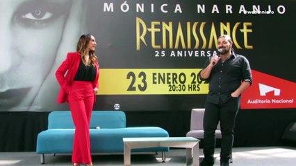 Mónica Naranjo - Rueda de Prensa y Entrevistas by EmPOPados - 22.11.19