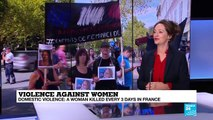 "Natacha Henry on France 24: ""It is a historical moment in France for women's groups"""