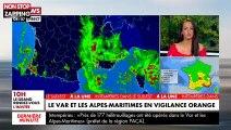 Côte d'Azur : la décrue s'amorce après les inondations (vidéo)