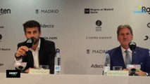 Coupe Davis 2019 - Gerard Piqué's message to Roger Federer ...!
