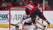 Ducks, Coyotes tangle in shootout