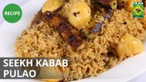 Seekh Kabab Pulao | Mehboob's Kitchen | Masala TV | Mehboob Khan