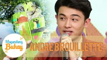 The story behind Andre's favorite gift to Lou | Magandang Buhay