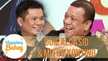 Mitoy and Ogie's friendship | Magandang Buhay