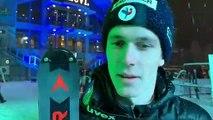 Ski alpin : la réaction de Clément Noël après sa deuxième place sur le slalon de Levi en coupe du monde