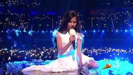Así ha sido la espectacular actuación de Melani en Eurovisión Junior 2019
