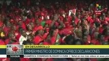 Primer ministro de Dominica pide a ciudadanos a defender la democracia