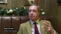 Farage: Tory majority is most likely outcome of election