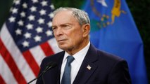 Former New York Mayor Michael Bloomberg enters presidential race