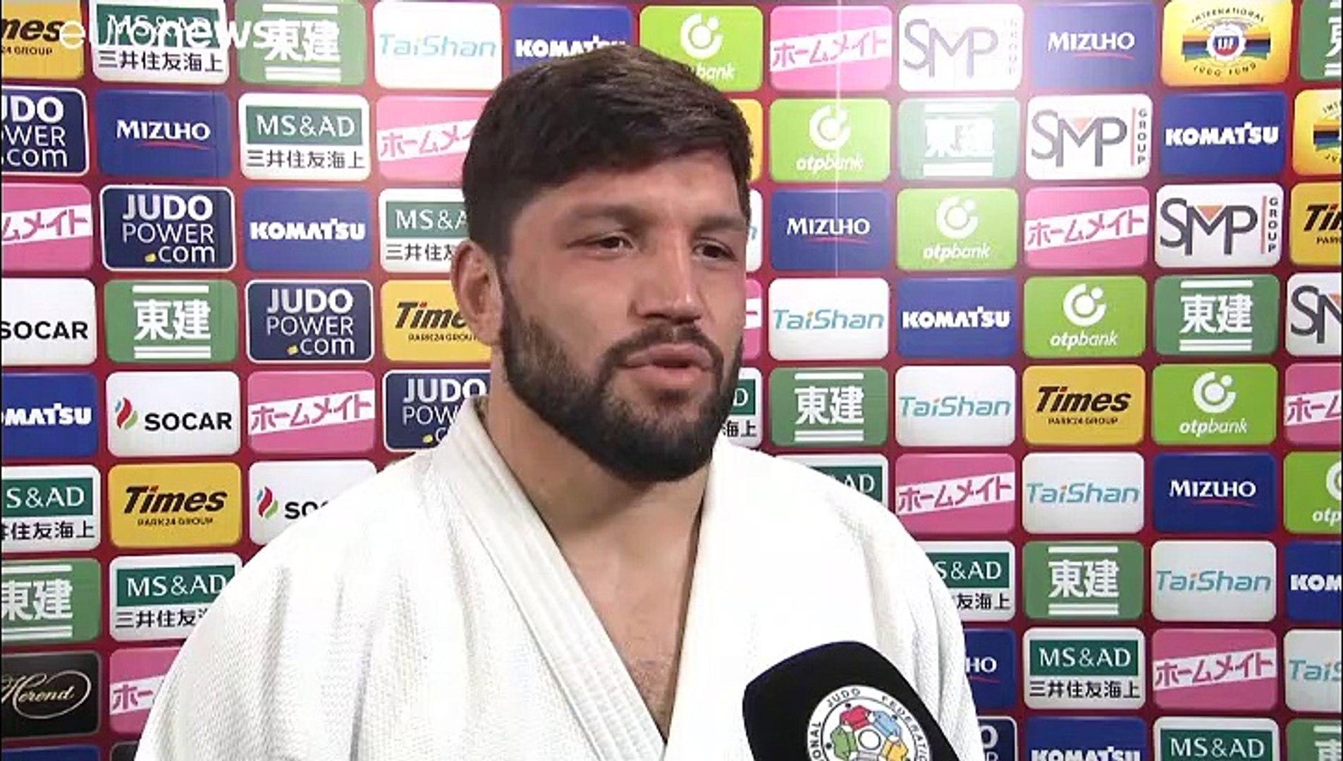 Dia 3 Grand Slam de Judo de Osaka: Akira Sone apura-se para os Olímpicos e portuguesas afastadas