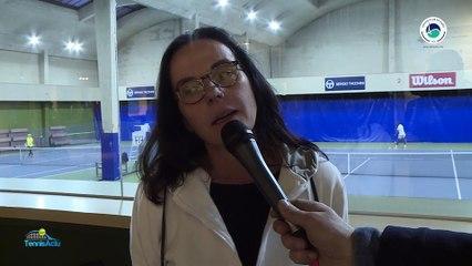 Le mot de Jeanne Clérin, la capitaine après leur match nul 3-3 contre Thionville Moselle - #GoTCP