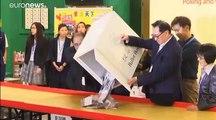 Participation record pour un scrutin local à Hong Kong