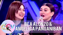 Angelica will burn Bea's house if she comes back to her ex | GGV