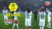 Olympique Lyonnais - OGC Nice (2-1)  - Résumé - (OL-OGCN) / 2019-20