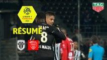 Angers SCO - Nîmes Olympique (1-0)  - Résumé - (SCO-NIMES) / 2019-20