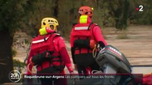 Inondations dans le Sud-Est : les pompiers sollicités sur tous les fronts
