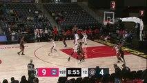 Tyrone Wallace (26 points) Highlights vs. Long Island Nets