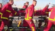Val-de-Marne : un incendie à Ivry-sur-Seine fait deux morts