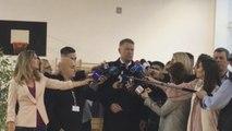 El conservador Klaus Iohannis revalida la presidencia en Rumanía