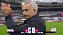 West Ham / Tottenham : le premier coup du Mou