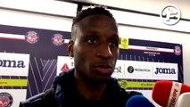 Bouna Sarr après Toulouse 0-2 OM