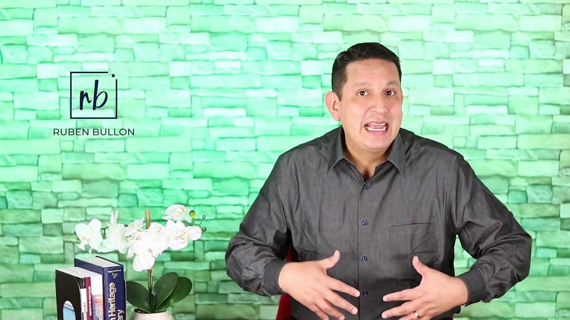 Lección 9: Pruebas, tribulaciones y listas - Pr. Roberto Bullón