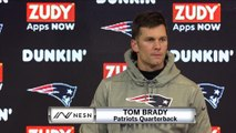 Tom Brady Patriots vs. Cowboys Week 12 Postgame Press Conference