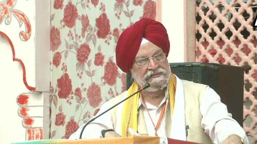Arvind Kejriwal vs Manoj Tiwari : Hardeep Singh Puri names Manoj Tiwari as BJP's CM face in Delhi