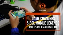 Sibol Mobile Legends wants to prove they're as competitive as the rest