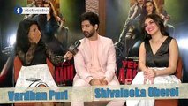 Amrish Puri's Grandson Vardhan Puri & Shivaleeka Oberoi REVEAL Their BEST Compliments   EXCLUSIVE