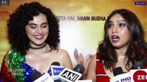 Taapsee Pannu and Bhumi Pednekar Makes Fun at Saand Ki Aankh Movie Success Party | With Whole Team