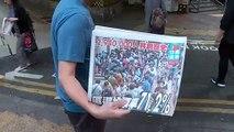 Hong Kong democracy camp heads for stunning polls win