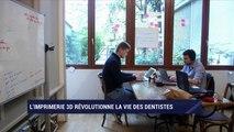 La France qui bouge: L'imprimerie 3D révolutionne la vie des dentistes - 25/11