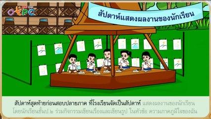 สื่อการเรียนการสอน โบกบินจินตนาการ ตอนที่ 1ป.2ภาษาไทย