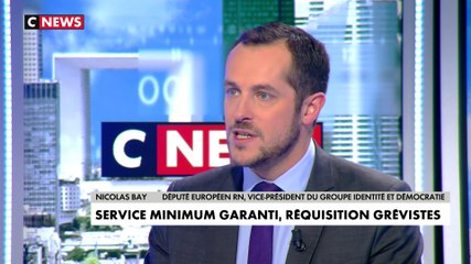 Nicolas Bay - CNews lundi 25 novembre 2019
