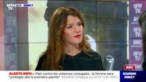 """Féminicides: """"C'est maintenant un fait de société et un combat politique"""" (Marlène Schiappa)"""
