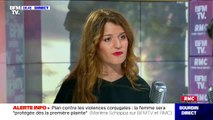 """Plan contre les violences conjugales: Marlène Schiappa détaille le projet de """"centre de prise en charge des hommes agresseurs"""""""