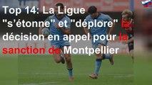 """Top 14: La Ligue """"s'étonne"""" et """"déplore"""" la décision en appel pour la sanction de Montpellier"""