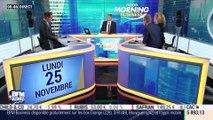 Mon patrimoine : Comment sont imposés les gains réalisés en bourse ? - Cédric Decoeur - 25/11
