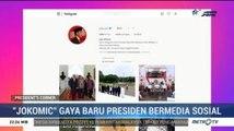 """Jokomic"" Gaya Baru Presiden Bermedia Sosial"