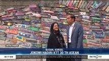 Jokowi dan Iriana Kunjungi Desa Gamcheon di Korsel