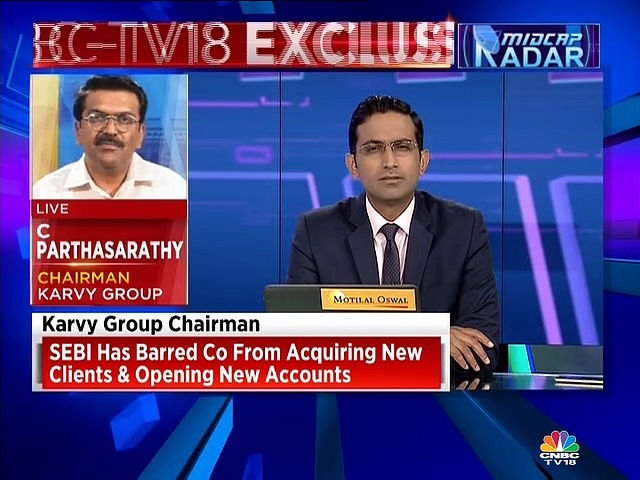 All our customers are able to trade freely, clients not facing any issues currently, says Karvy Group
