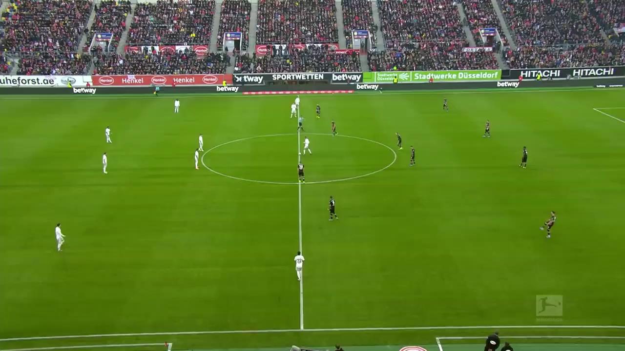 Fortuna Düsseldorf - Bayern Münih (0-4) - Maç Özeti - Bundesliga 2019/20