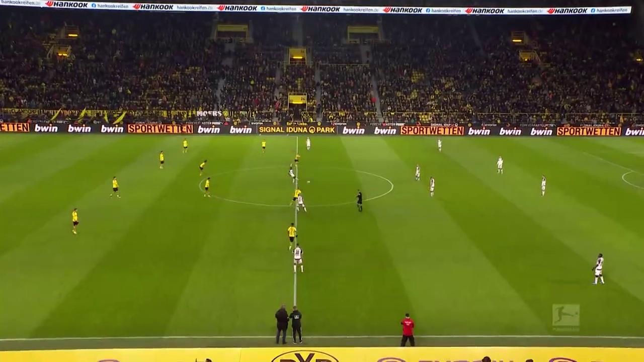 Borussia Dortmund - Paderborn (3-3) - Maç Özeti - Bundesliga 2019/20