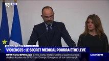 """Violences conjugales: """"Lorsque cela peut sauver des vies, nous devons offrir la possibilité aux médecins de déroger au secret médical"""" (Édouard Philippe)"""