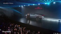 Watch the Windows Get Smashed on Tesla's New Cybertruck