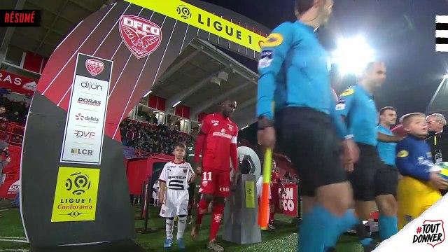 J14. Dijon / Stade Rennais F.C. : résumé