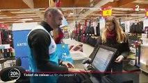 Loi anti-gaspillage : Les tickets de caisse vont-ils bientôt être supprimés dans les magasins ? - VIDEO
