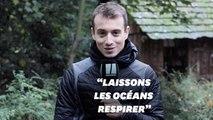 """Pour Hugo Clément, """"la meilleure manière de sauver les océans c'est de ne rien faire"""""""