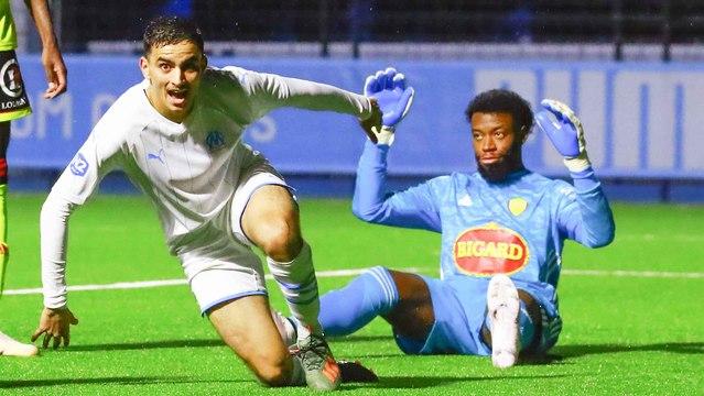 National 2 | OM 1-0 Louhans Cuiseaux : Le but de la victoire